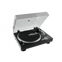 Omnitronic BD-1390, gramofon s řemínkovým pohonem-USB