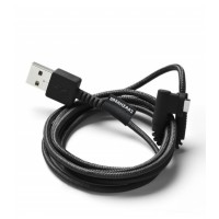 Urbanears The Concerned Charge/Sync Cable MicroUSB Black