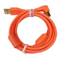 DJ TechTools Chroma Cable angled Orange