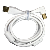 DJ TechTools Chroma Cable angled White