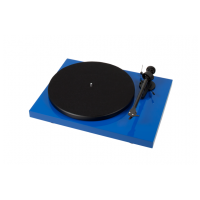 ProJect Debut Carbon Phono DC USB + OM 10 Modrý