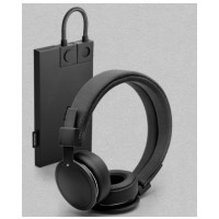 Urbanears BACK TO IT BUNDLE BLACK - PLATTAN ADV BT + POWER BANK