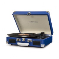 Crosley Cruiser Deluxe Blue