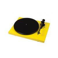 ProJect Debut Carbon Phono DC USB + OM 10 Žlutý