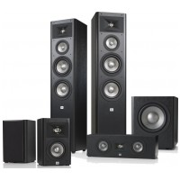 JBL Studio 280 Pack Black