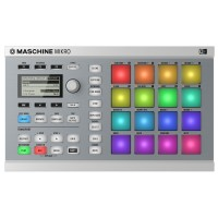 Native Instruments Maschine Mikro MKII Biely