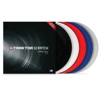 Native Instruments Traktor Scratch Pro Control Vinyl čierna
