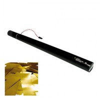 Showtec Electric Confetti cannon 80cm Gold Metallic