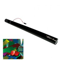 Showtec Electric Confetti cannon 80cm Multicolor Metallic