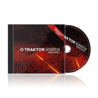 Native Instruments Traktor Scratch Pro Control CD MK2