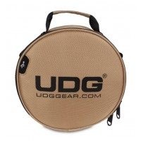 UDG Ultimate DIGI Headphone Bag Zlatá
