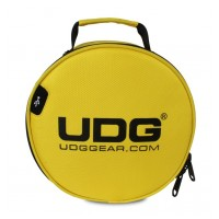 UDG Ultimate DIGI Headphone Bag Žltá