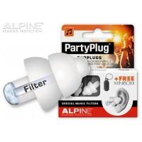 Alpine PartyPlug Bílé