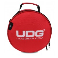 UDG Ultimate DIGI Headphone Bag Červená