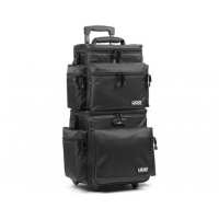 UDG Ultimate SlingBag Trolley Set DeLuxe Black MK2