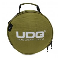 UDG Ultimate DIGI Headphone Bag Tmavě zelená