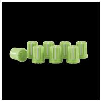 Reloop Knob Cap SET  Zelená