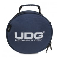 UDG Ultimate DIGI Headphone Bag Tmavá modrá