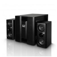 LD Systems DAVE 8 XS Černá