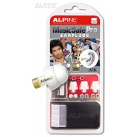 Alpine MusicSafe Pro White