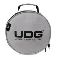 UDG Ultimate DIGI Headphone Bag  Strieborná farba