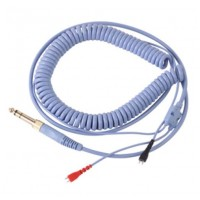 ZOMO Spiral Cord DeLuxe HD-25 3,5m Sky