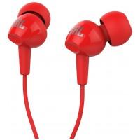 JBL C100SI Red