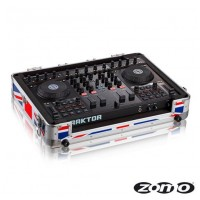 ZOMO MFC-S4 UK Flag for Traktor Kontrol S4