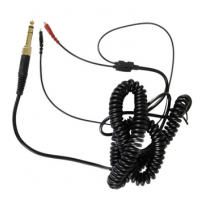 Sennheiser Cable Coiled Straight Line for HD 25