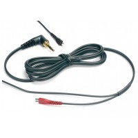 Sennheiser HD-25 1,5m Straight cable with angled 3.5mm plug