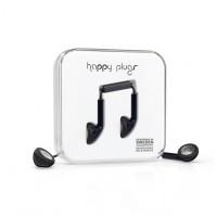 Happy Plugs Earbud Čierne