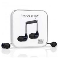 Happy Plugs In-Ear Čierna