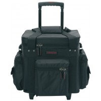 Magma LP-Bag 100 Trolley black/red