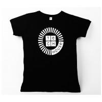 Techhouse tričko dámske techhouse čierne XS