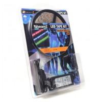 BeamZ Sada LED páska 5m teplá bílá 60 LED / m IP65