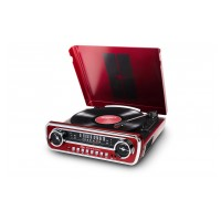 ION Mustang Lp  Red