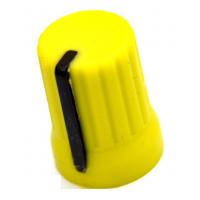 DJ TechTools Chroma Caps Super Knob Yellow
