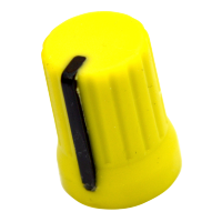 DJ TechTools Chroma Caps 90° Super Knob Yellow