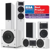 JBL Arena Cinema 5.1 White