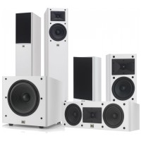 JBL Arena 170 pack 5.1 White