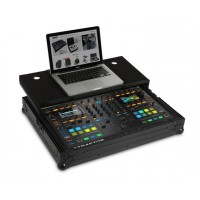 UDG Ultimate Flight Case NI Traktor Kontrol S8 Black Plus