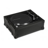 UDG Ultimate Flight Case Multi format Turntable Black Plus
