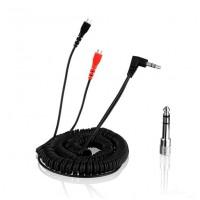 ZOMO Cable for Sennheiser HD 25 3.5 m Black