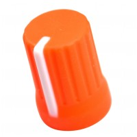 DJ TechTools Chroma Caps Super Knob Neon Orange