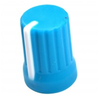 DJ TechTools Chroma Caps Super Knob Blue