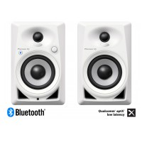 Pioneer DJ DM-40BT White