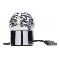 Samson Meteroite USB Mic Silver