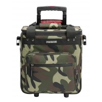 Magma RIOT LP-Trolley 50 camo-green/red
