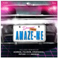 VINYL DTONATE - Amaze me 12″ vinyl