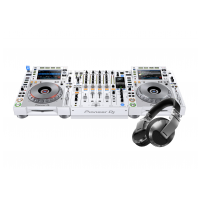 Pioneer DJ NXS2 set + Slúchadlá Pioneer  DJ HDJ-X10S ZDARMA